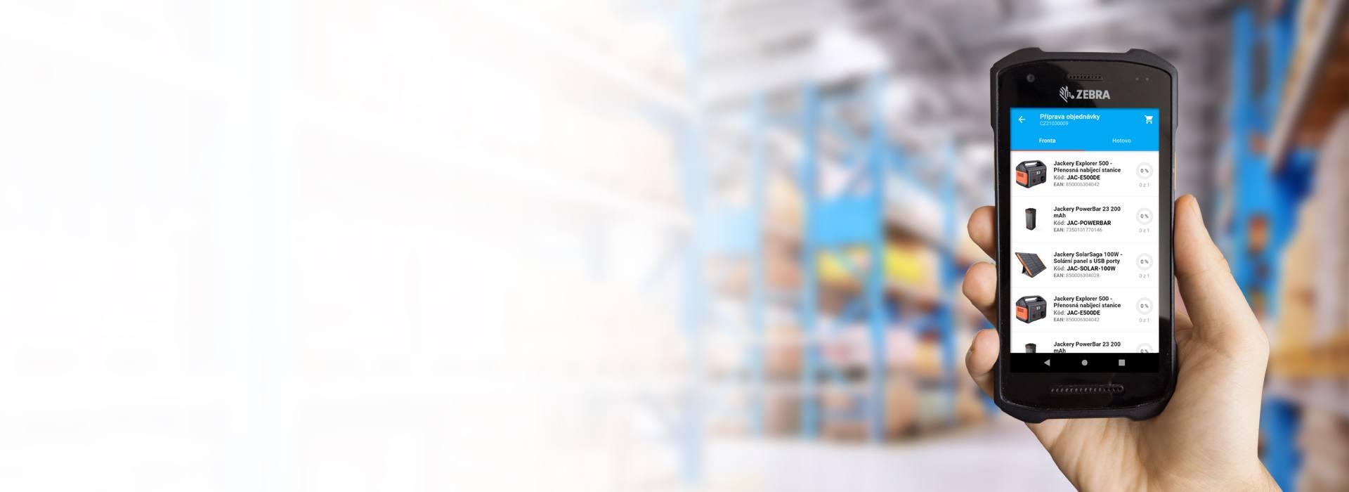 Řízení skladu a distribuce pro e‑shopy